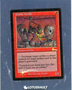 MTG-Urza-039-s-Legacy-Goblin-Welder-Foil-JL62