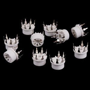 Universal10PCS-7pin-Plastic-PCB-Mount-Tube-Socket-for-picture-tubes-RD