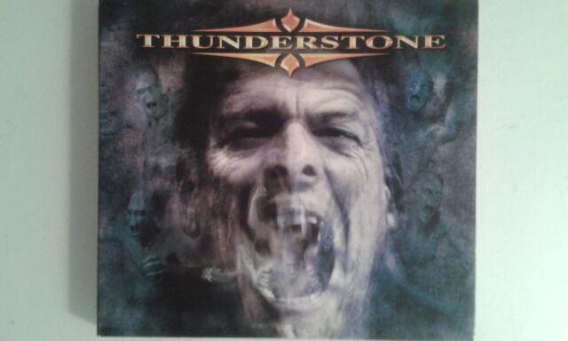 THUNDERSTONE s/t same DIGI Stratovarius Metallica Nightwish Avantasia Volbeat