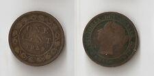 Canada 1 Cent 1859