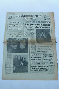 JOURNAL-DE-NAISSANCE-23-mars-1966-Republicain-Lorrain-EST-JOURNAL-23-03-1966