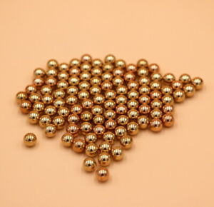 6-75mm-Solid-Brass-Bearing-Balls-H62