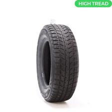 Used 23565r16 Bridgestone Blizzak Ws70 Studless 103t 9532