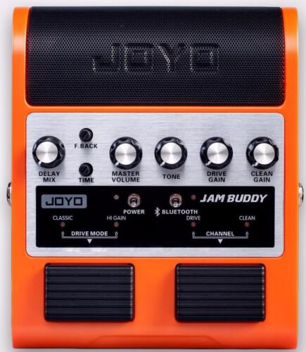 Joyo Audio JAM BUDDY Dual Channel 2x4W Pedal Guitar Amp With Bluetooth