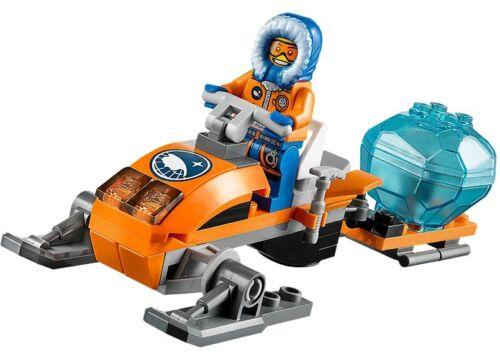 LEGO® City 60032 Arktis-Schneemobil NEU OVP/_  Arctic Snowmobile NEW MISB NRFB