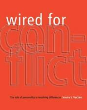 Wired for Conflict: The Role of Personality in Resolving Differences, Vansant, S