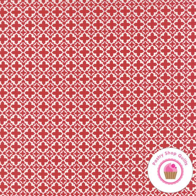 Moda VOLUME II 5614 22 RED TONAL Sweetwater QUILT FABRIC  Mama Said Sew