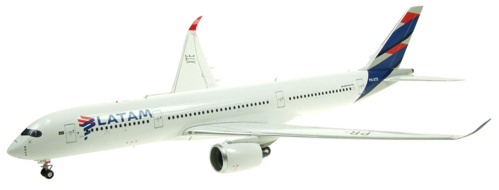 Inflight 200 IF350JJ001 1 200 LATAM Airlines A350-900 pr-XTE avec support