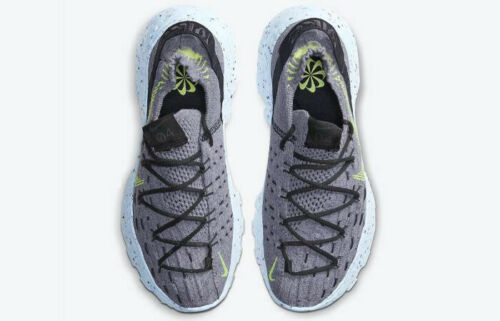 Nike espacio Hippie 04 Gris/Volt UK 9.5 (confirmado)