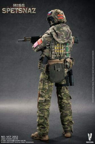 VERYCOOL 1//6th VCF-2052 Russian Special Combat Women Soldier Figure Collectible