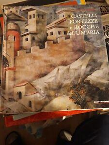 Castelli fortezze Rocche dell'Umbria amoni quattroemme 2004