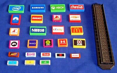 Free Postage! EA Replacement Billboard Tile Monopoly Empire Spare