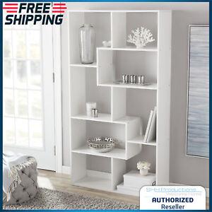 8 Cube Book Shelf Open Case Office Room