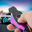For Mercedes-Benz Smart Car Key Case Cover Fob Holder Accessories w// Key Chain