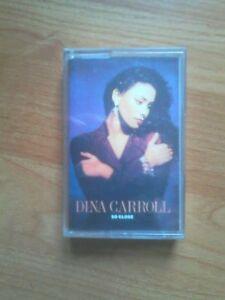 DINA CARROLL  So Close UK Cassette Album - Loughton, United Kingdom - DINA CARROLL  So Close UK Cassette Album - Loughton, United Kingdom