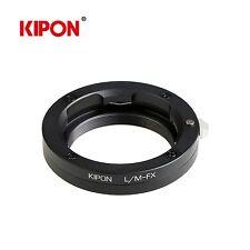 Kipon Adapter for Leica M L/M Mount Lens to Fuji X-Pro1 X-E1 X-T1 X-M1 Camera