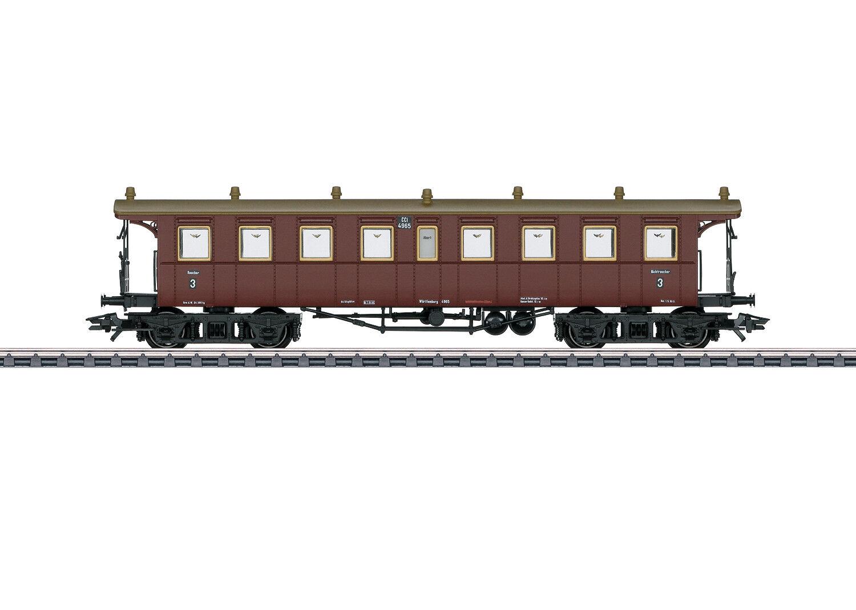 42133 württ.reisezugwagen CCI der W. St.3. CLASSE   NEU SCATOLA