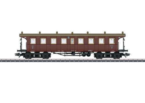W E.3rd Class # Märklin 42133 Württ.reisezugwagen CCI Der K St