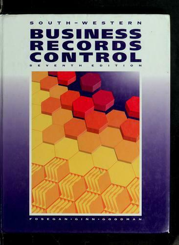 Business Records Control-ExLibrary