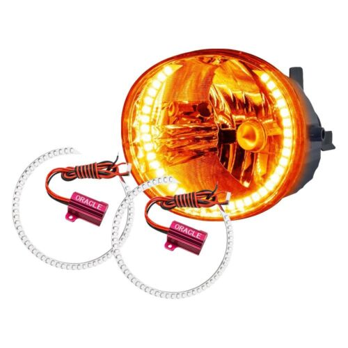 For Toyota 4Runner 06-09 Oracle Lighting SMD Amber Halo Kit for Fog Lights