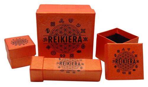 Reikiera Seven Chakra pierre gemme Quartz clair baguette de pierre equilibrage