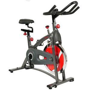 53a975f4eef Sunny Health   Fitness SF-B1423 Belt Drive Indoor Cycling Bike ...