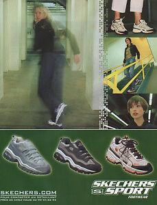 Publicité Skechers Sport 2000 Basket Chaussure Footwear U6qUOr