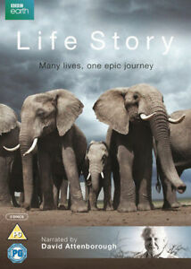 Life Story DVD Nuovo DVD (BBCDVD3981)