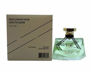 Bvlgari Mon Jasmin Noir Leau Exquise Eau De Toilette Spray 75 Ml