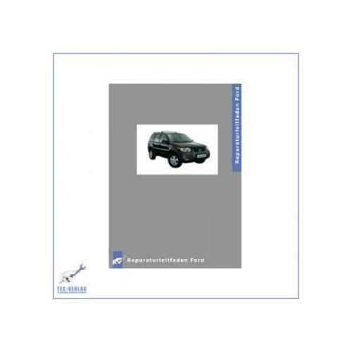 00-04 FORD MAVERICK Carrozzeria Officina Manuale