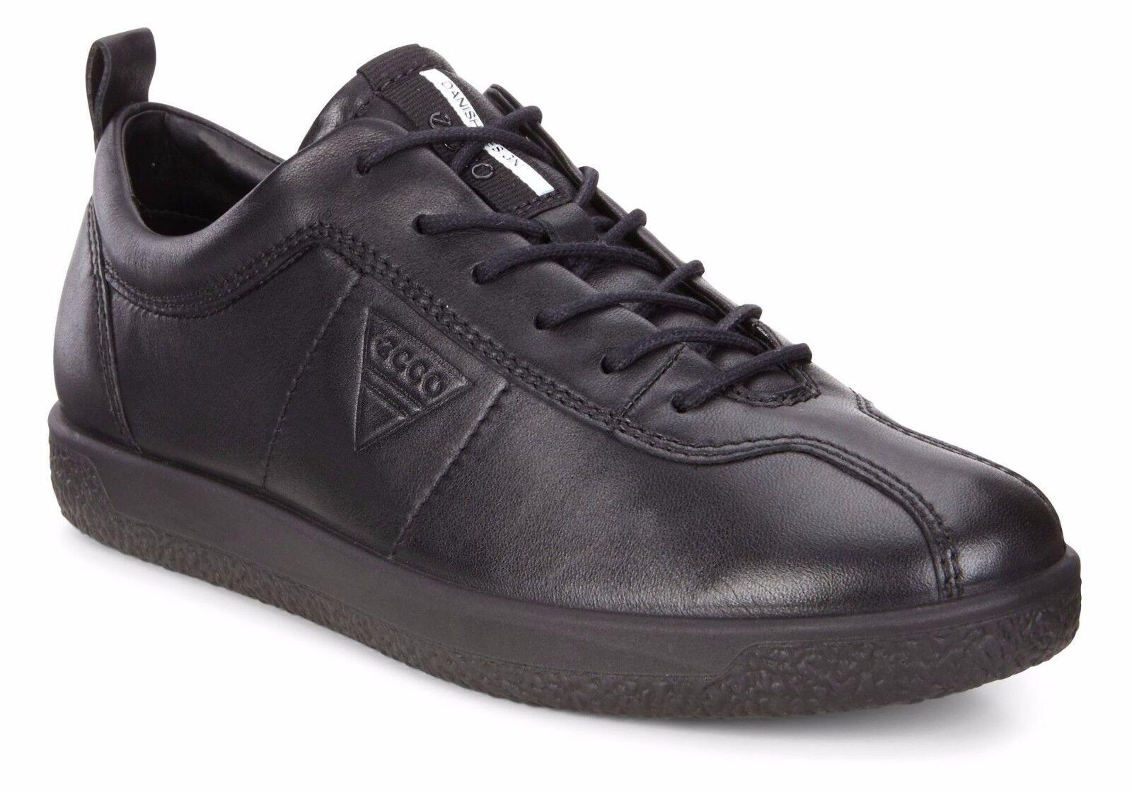 Para mujeres Zapatos Ecco Ecco Ecco Suave 1 Negro Entrenadores Nuevo en  marca de lujo