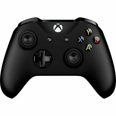 Microsoft Xbox One S Wireless Bluetooth Controller with USB Cable for Windows PC