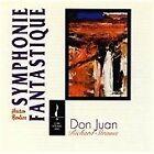 Berlioz: Symphonie Fantastique; Richard Strauss: Don Juan (1993)