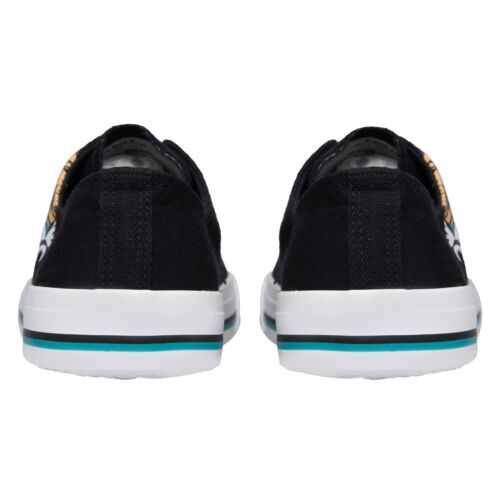 Jacksonville Jaguars Big Logo Low Top Sneakers Team Color Shoes US Men/'s Sizing