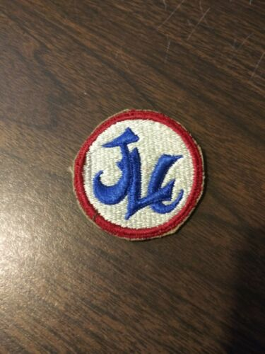 US Army Japan Logistical Command Patch