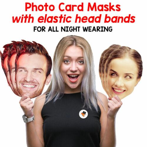 Tom Jones 1980 Retro Celebrity Card Face Mask Fancy Dress Party Wholesale
