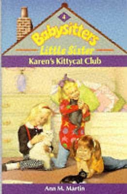 Karen's Kittycat Club (Babysitters Little Sister), Martin, Ann M., Very Good Boo