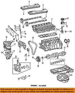 95 lexus engine diagram lexus toyota oem 95 05 gs300 engine cylinder head gasket  gs300 engine cylinder head gasket