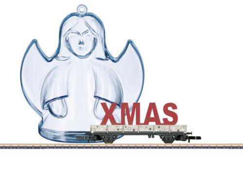 Märklin 80627 Weihnachtswagen Spur Z 2017 Neuware