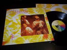 "Orixàs ""S/T"" LP con busta interna CGD – 9031 71002-1 Italy 1990 Pino Daniele"