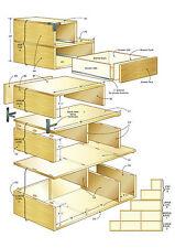Bricolaje de carpintería 13.4GB pdf planos cómo guía propio negocio quantum mecánico 3 DVD