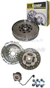 VAUXHALL-ZAFIRA-1-9-CDTI-M32-CLUTCH-KIT-LUK-DMF-FLYWHEEL-CSC-BOLTS