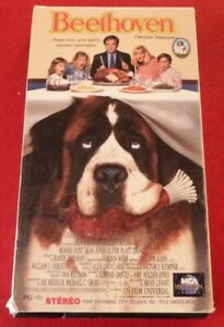 VHS-French-Movie-Beethoven