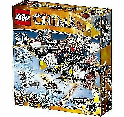 LEGO LEGENDS OF CHIMA /'ERIS/' FIRE EAGLE FLYER/'  70142