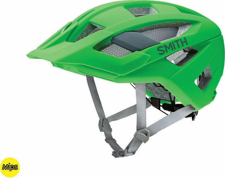 Smith Rover MIPS Helmet  Matte Reactor (Green) Medium
