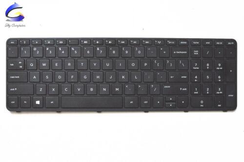 New HP Pavilion 15-N 15-E 15-G 15-R US Keyboard 719853-001 749658-001 Frame