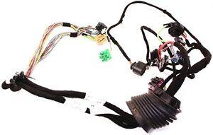 rh front door wiring harness 02 04 audi a6 s6 rs6 c5 allroad 4c0 rh ebay com 08 Audi A6 Interior 2002 Audi A6 Quattro Wagon