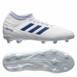 4dd5b84f0e1 adidas Predator 19.3 FG 2019 Soccer Cleats Shoes Kids - Youth White ...