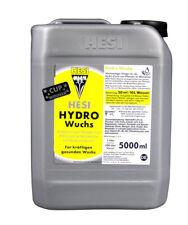HESI Hydro Wuchs 5 L Liter NPK Dünger Wachstum Indoor Grow 5000ml Hydrokultur