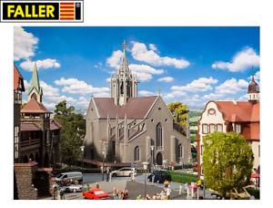 Faller-H0-130598-Kathedrale-NEU-OVP